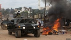 Uganda Riots Over Kizza Besigye's Arrest
