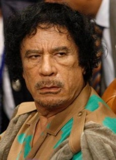 Gaddafi:No-One Can Force Me To Leave My Country