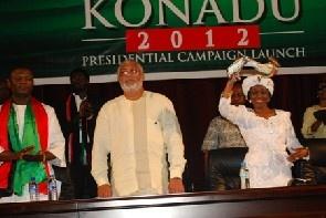 Be bold and reject bribes; Konadu tells NDC delegates