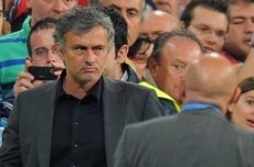 Real Madrid Manager Jose Mourinho Banned