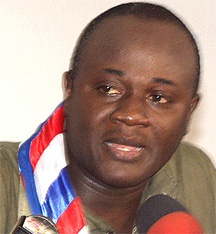 Dan Botwe: Ghanaians should punish NDC in 2012