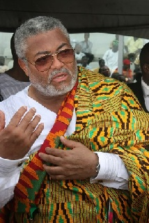 Kofi Wayo: Rawlings Is Gambling Away His Life
