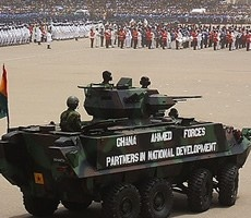 Security Agencies Reminded Of Obligation To Defend Ghana