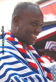 Dan Botwe: I can't see the NPP in opposition for another 4 years