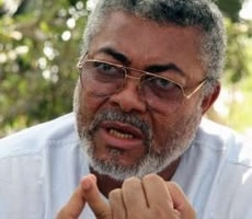 Rawlings On Peace Plans In Somalia