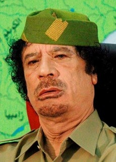 Gaddafi : 'You Cannot Kill Me'
