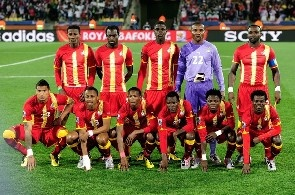 Ghana remains Africa's best in latest FIFA rankings