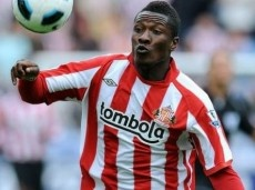 Asamoah Gyan Set For Shock Sunderland Return