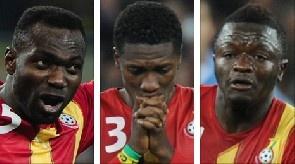 No cheer for Premiership Ghanaians