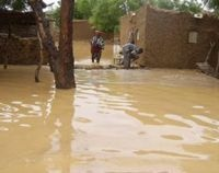 Over 6,000 thousand houses destroyed by rainstorm in Upper East