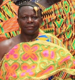 Asantehene - I am Not A Politician