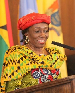 Nana Konadu: Nobody can drive me away from NDC