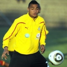Kevin-Prince Boateng Set For First Game In Ghana