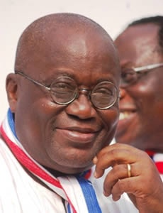 Stay away from the Volta region - Minister to Nana Addo