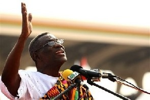 President Mills: God will see NDC through