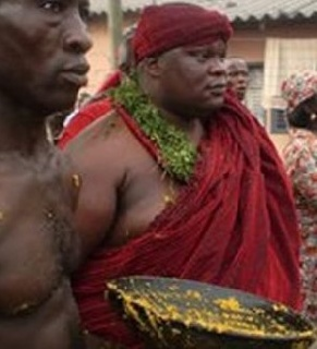 New 'Ga Mantse' takes over Palace, Traditional Council