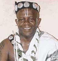 The enstoolment of a new Ga Mantse is disgraceful - Nii Okaidja III