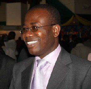 Kwesi Nyantakyi acclaimed for 2nd term